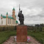 Памятник воину-интернационалисту